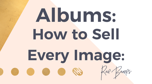 Albums: How to Sell Every Image