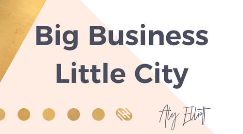 Big Business Little City