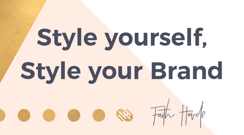 Style Yourself, Style Your Brand