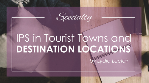 IPS in Tourist Towns and Destination Locations