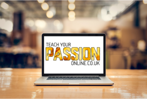 Teach Your Passion Online