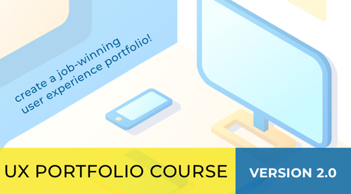 The UX Portfolio Course 2.0