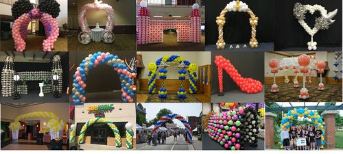 Introduction to Classic Balloon Decor