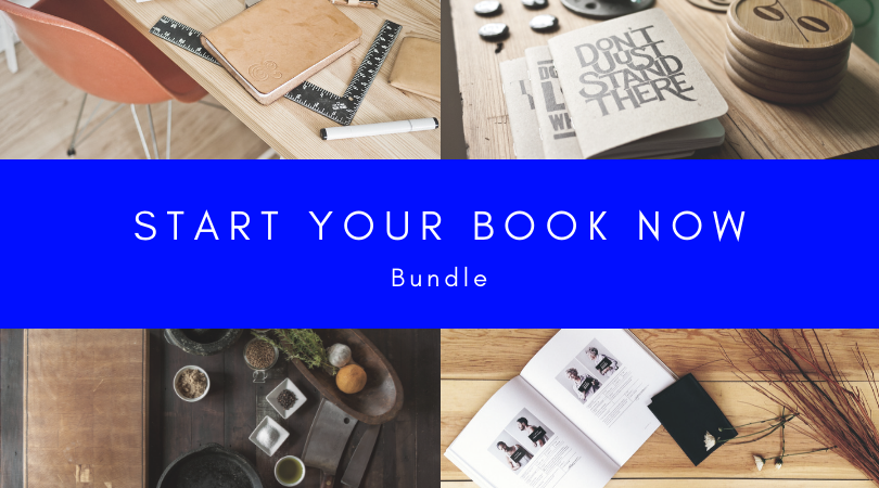 Start Your Book Now Bundle!