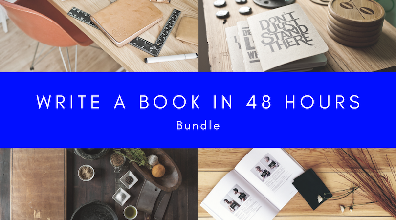 Write a Book in 48 Hours Bundle!