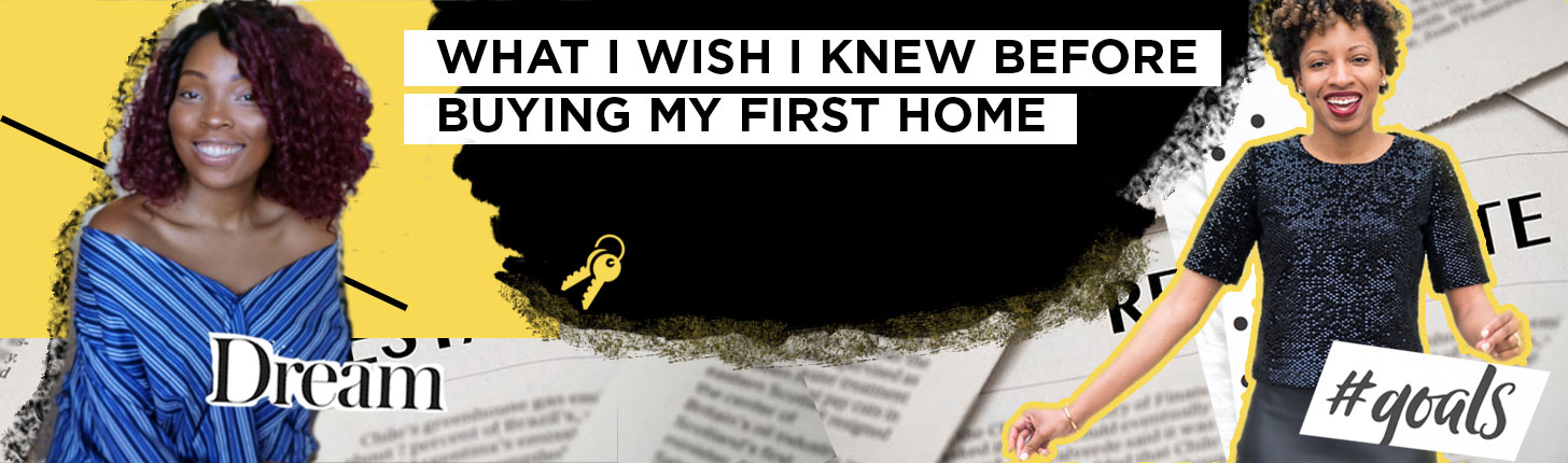 What I wish I knew before buying my first home