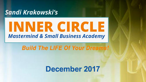 Dec 2017 - How To Map Out Your Best Life in 2018 For Business, Person and Spiritual