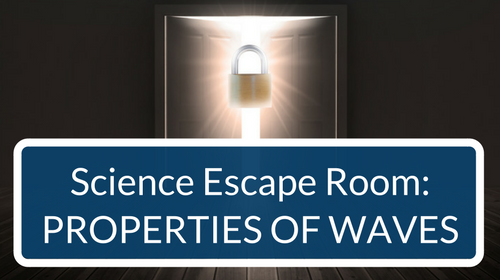 Properties of Waves Escape Room