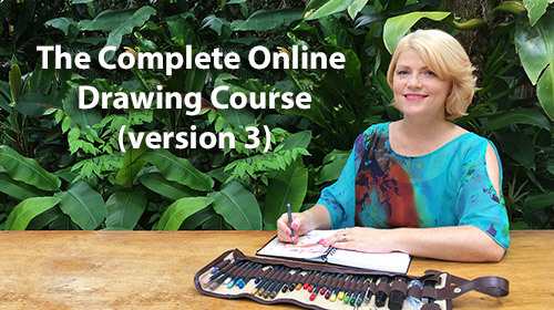 The Complete Online Drawing Course