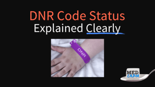 dnr code status explained clearly
