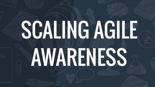 Awareness Scaling Agile (Beginner)