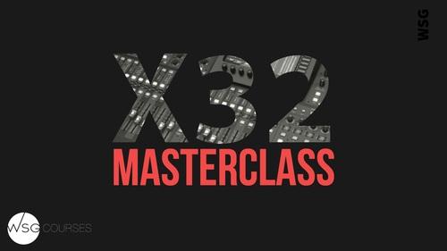 X-32 Masterclass - Pro