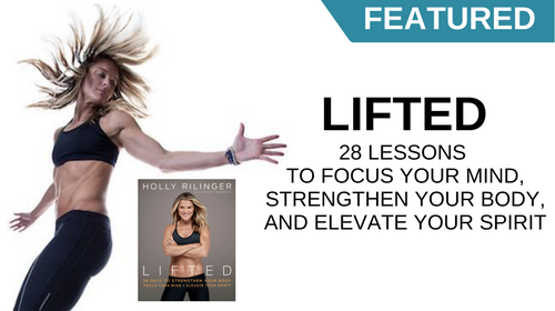 Image of Lifted: 28 Days to Focus Your Mind, Strengthen Your Body, and Elevate Your Spirit course