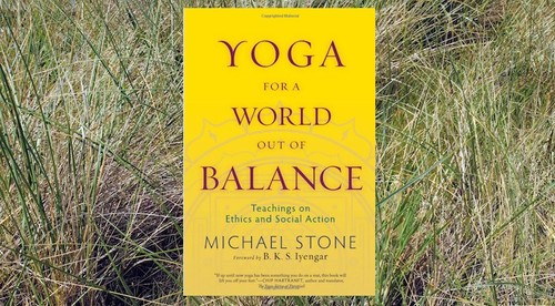 Book Club - Yoga for a World Out of Balance