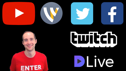 The Complete Live Streaming Course: Go from Beginner to Best in the World!