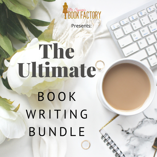 The Ultimate Book Writing Bundle!