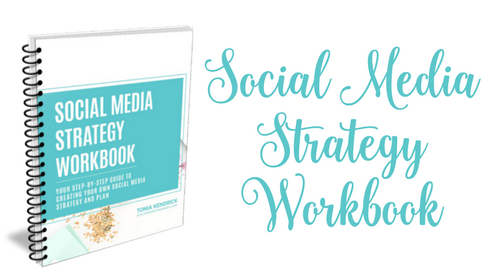 Social Media Strategy Workbook