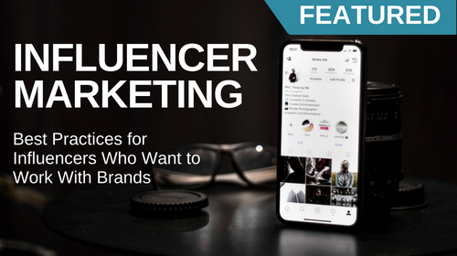 Image of Best Practices for Influencers Who Want to Work With Brands course