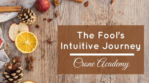 The Fool's Intuitive Journey 3-Day Series