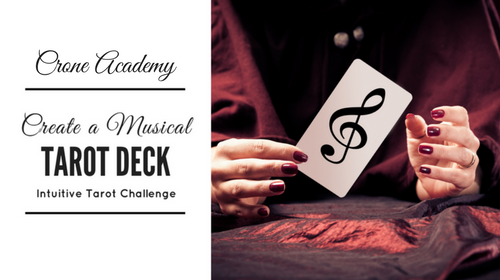 Create a Musical Tarot Deck 5-day Challenge