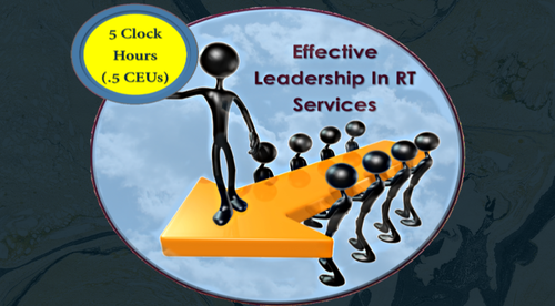 Effective Leadership In RT Services