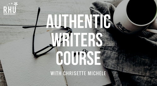 RHU Authentic Songwriters Course