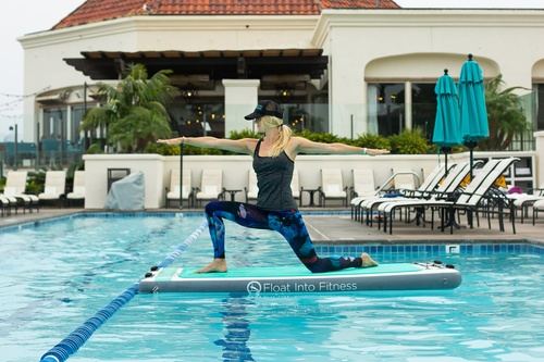 Float Into Fitness Pool Yoga & Fitness Teacher Certification