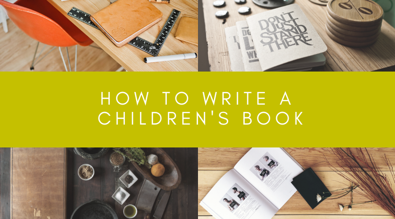 How to Write a Children's Book!