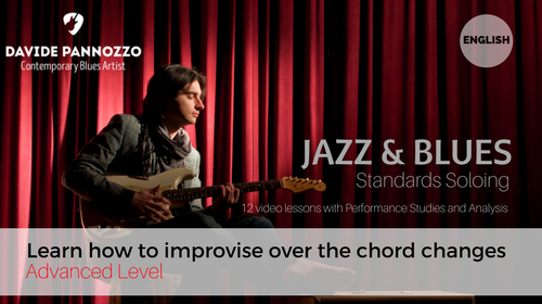 Jazz And Blues Standards Soloing