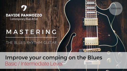 Mastering The Blues Rhythm Guitar