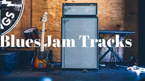 Blues Jam Tracks