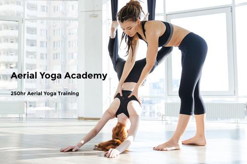 250hr Aerial Yoga Teacher Training Certification