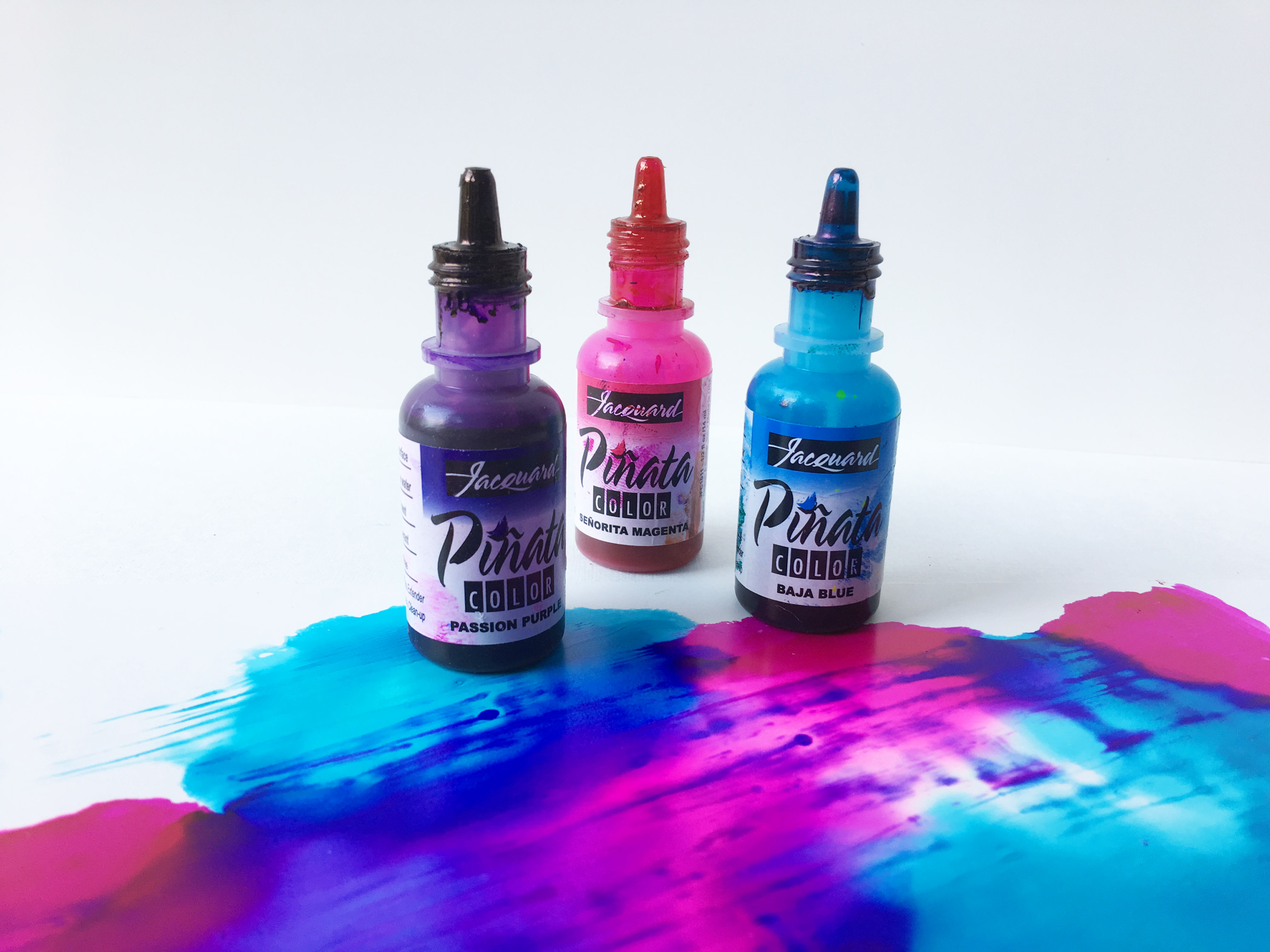 Alcohol Ink & Resin - Full Package