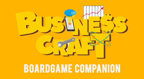BusinessCraft Boardgame Companion