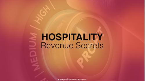 Hospitality Revenue Secrets