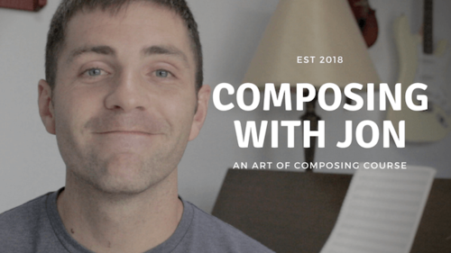 Bonus: Composing With Jon