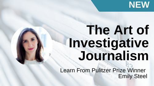 Image of The Art of Investigative Journalism: Cracking Stories that Matter  course