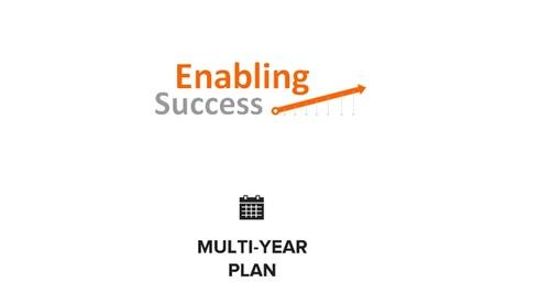 Multi-Year Plan
