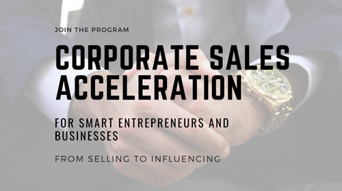 Force Multiplier Corporate Sales Acceleration Program