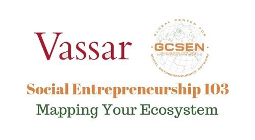 Vassar - SE103 Mapping Your Ecosystem - Fall 2018