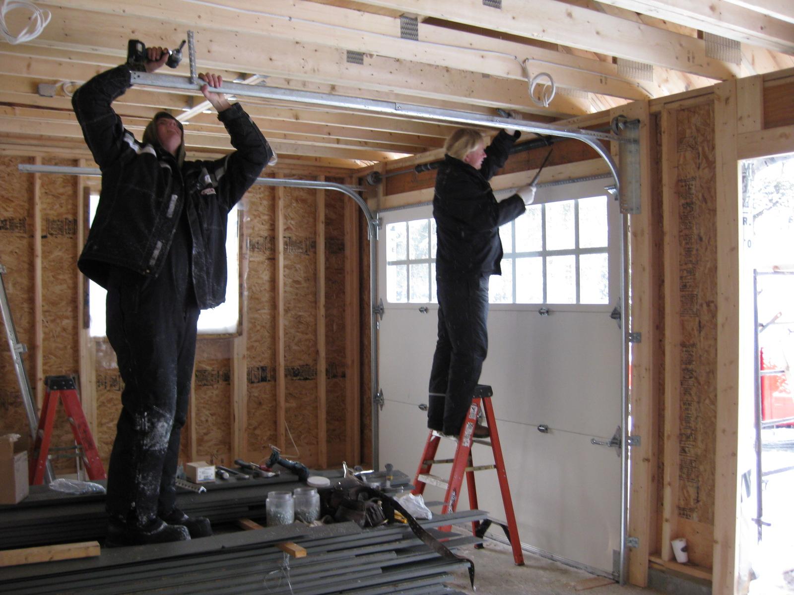 Garage Door Installation Course