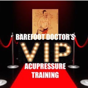 Barefoot Doctor's VIP Acupressure Training