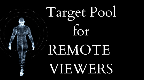 Remote Viewing/Clairvoyance Targets