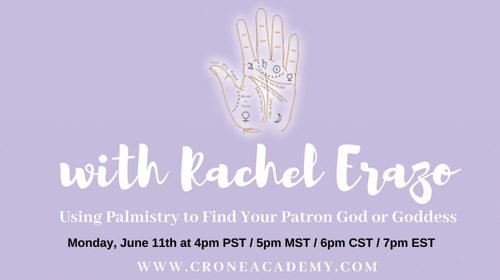 Which Deity is Calling You? - How to Use Palmistry to Find Your Patron God and Goddess