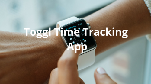 Toggl Time Tracking App