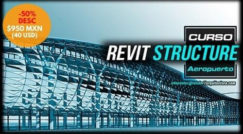 Revit Estructura Aeropuerto