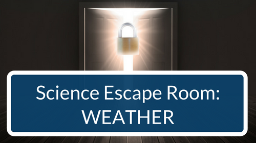 Weather Escape Room