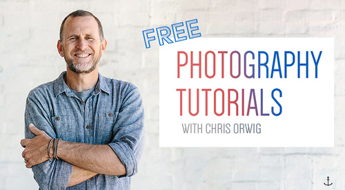 Free Lightroom and Photoshop Tutorials - A series of short and informative tips and tricks!