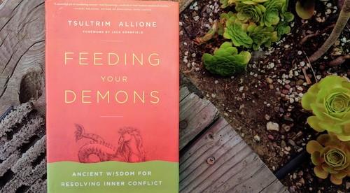 Book Club - Feeding Your Demons
