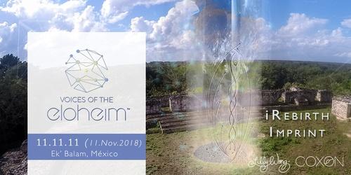 Voices of the Eloheim -1st  iPillar iActivation | iRebirth 11.11.11